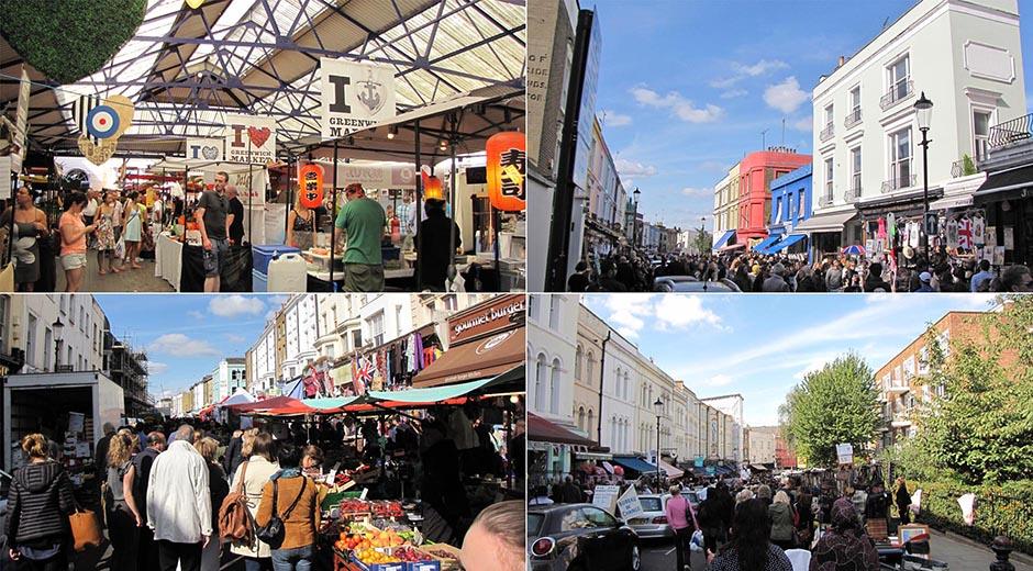 Protobello & Greenwich Market