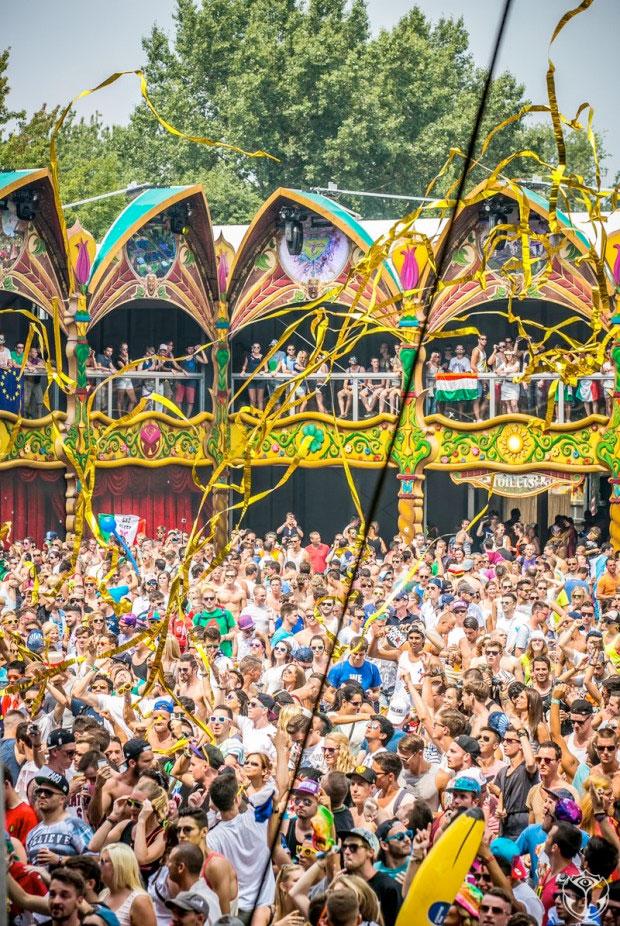 Tomorrowland Wie Viele Menschen
