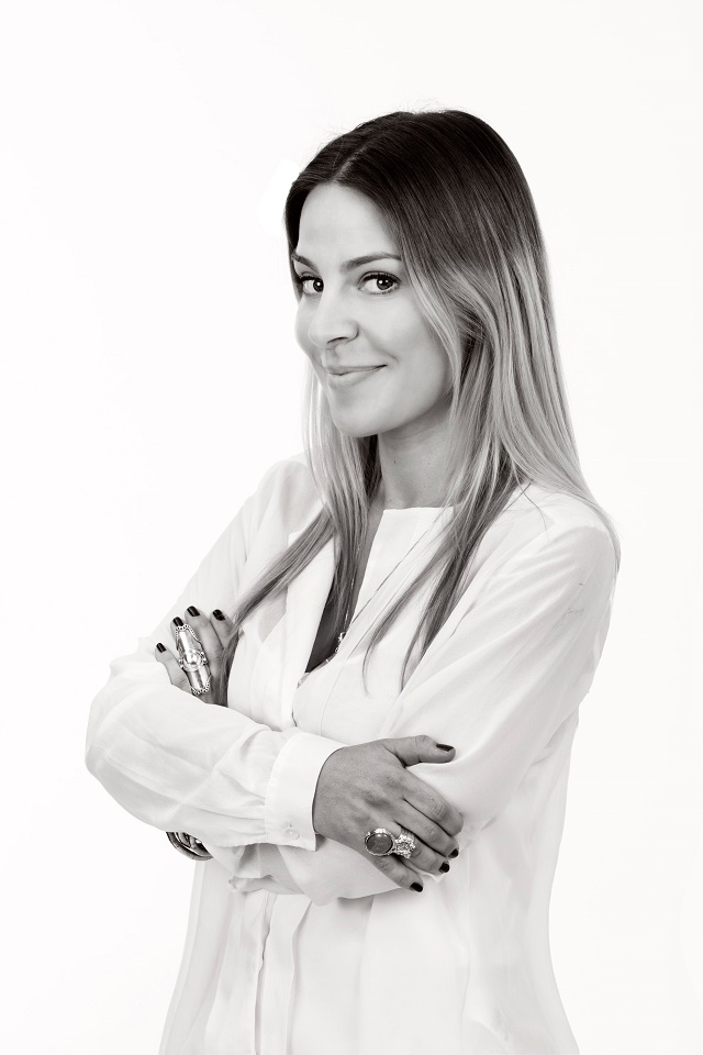 Designerin Janina Maria Sendner