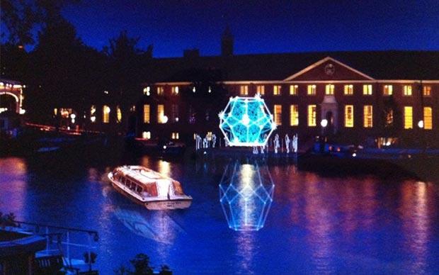 Licht Tour Amsterdam : Licht design holländische gemütlichkeit u das light festival in
